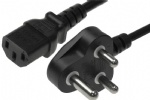 South Africa Industrial 3-pin Plug to IEC C13 Power Cord