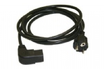 Interpower 86235020 Continental European AC Cord